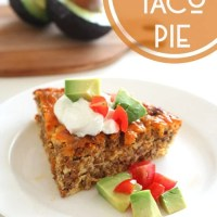 Easy Taco Pie and the Cabot Fit Team