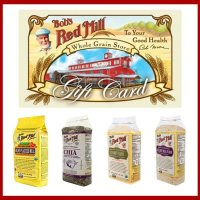 My Favorite Bob's Red Mill Recipes and $100 Gift Card Giveaway