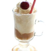 Ridiculously Easy Root Beer Floats