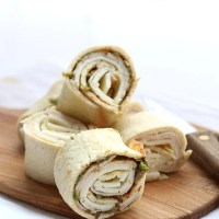 Turkey Pesto Pinwheels and Healthy Lunch Box Hacks