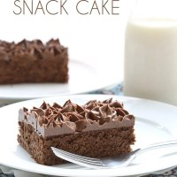 THM Chocolate Snack Cake