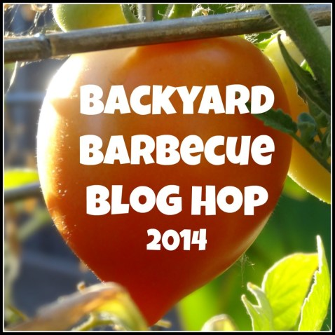 Backyard Barbecue Blog Hop 2014