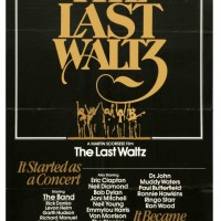 Nov 25: The Last Waltz with The Band and friends was recorded in 1976