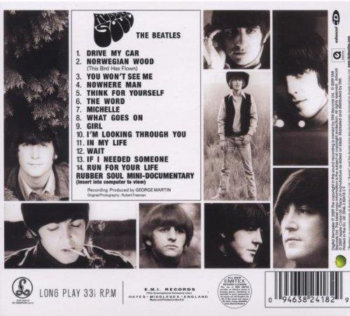 Dec 3 The Beatles Released Quot Rubber Soul Quot In 1965 Bob