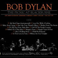 Bob Dylan:  Blackbushe Aerodrome,   Camberley, England   15 July 1978 (audio)