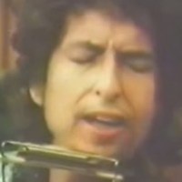 Bob Dylan & Mark Knopfler: Don't Fall Apart On Me Tonight, Studio A, Power Station, NYC April/May 1983 (Video)