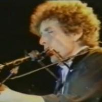 Bob Dylan Barcelona 1984