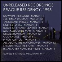 My favourite Bob Dylan bootleg 1995: Prague 3 nights in March