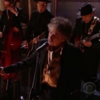 Feb 13: Mumford & Sons, The Avett Brothers and Bob Dylan Live at 2011 Grammys