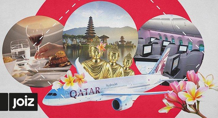 Gewinne einen Flug nach Bali