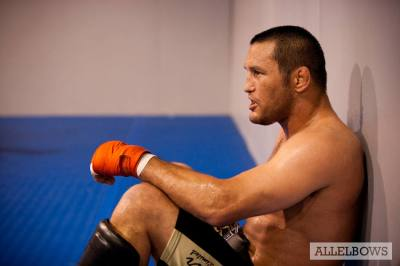 all elbows » Archive » Training Camp: Dan Henderson