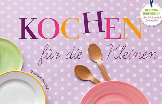 Kochbuch für die Kleinkind-Küche