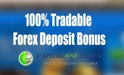 Forex credit bonus