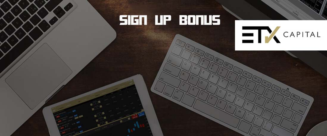 Free forex sign up bonus