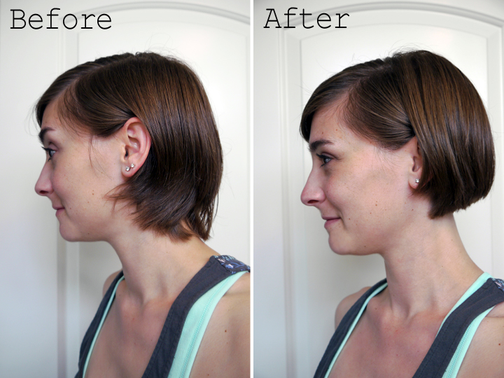 Hair extensions for short hair after chemo