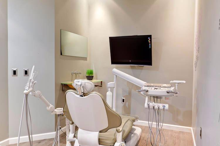 Dublin Dentist Office Operatory