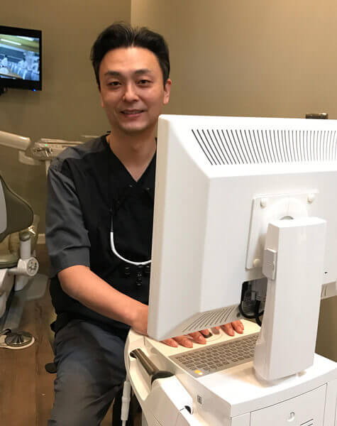 James Huang - Lead Dentist and Owner