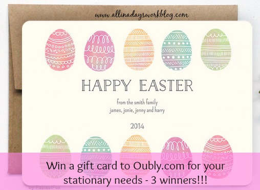 #Oubly #stationary #invitations #win