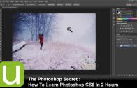 The Photoshop Secret How To Learn Photoshop CS6 In 2 Hours (udemy) Free Download