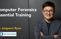 Computer Forensics Essential Training+Exercise Files (Lynda) Free Download