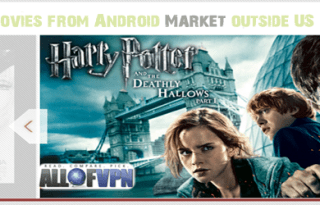 Rent Movies from Android Market outside USA