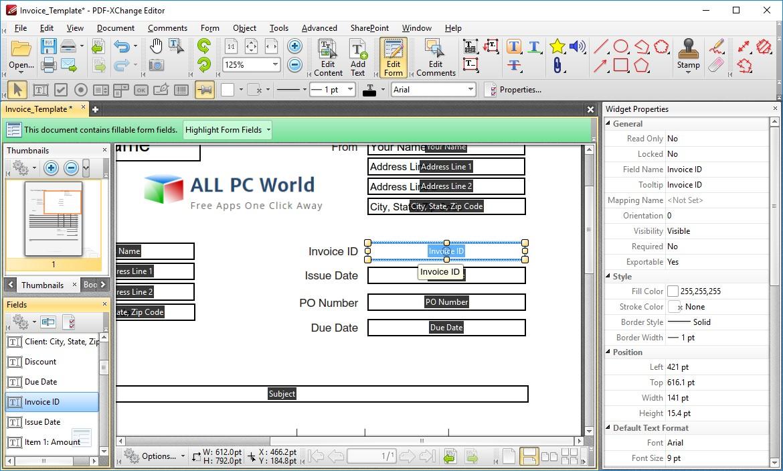 Free PDF Editor Download - softpediacom