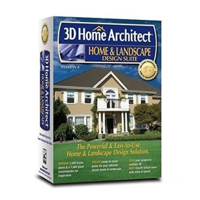 Download 3D Home Architect Design Suite Deluxe 8 Free ...