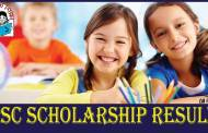 PSC Scholarship Result 2016 Primary Education Board