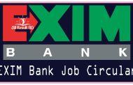 EXIM Bank BD Trainee Officer Job Circular 2016