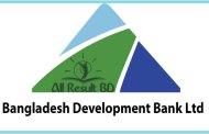 Bangladesh Development Bank Ltd Job Circular 2016