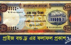 Bangladesh Bank 86th Prize Bond Draw Result 2017