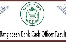 Bangladesh Bank Cash Officer Result & Admit card 2016