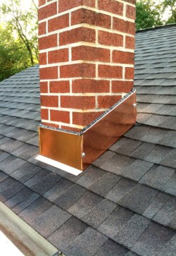 Leaky Chimney From Inspection To Repair All Roofing