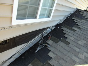 Locating Amp Patching Minor Roof Leaks All Roofing Solutions
