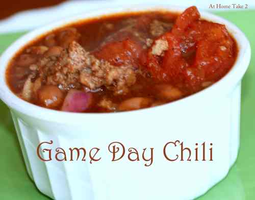 Gameday Chili