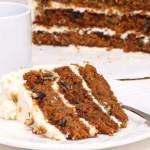 Melt In Your Mouth – Best Carrot Cake Worldwide