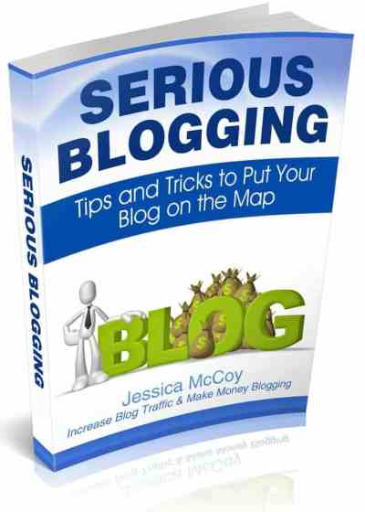 Serious Blogging ebook