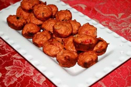 Pizza Muffins #STAROliveOil #shop