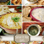 15 Serve it Hot Dips