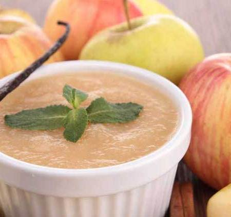 How to make homemade applesauce is an easy skill to learn. Can and preserve applesauce with apples picked at upick farm or homegrown apples. Easy applesauce canning recipe.