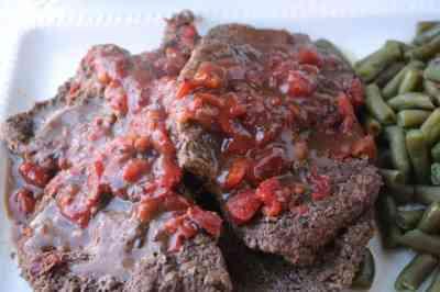 Instant Pot Swiss Steak Recipe