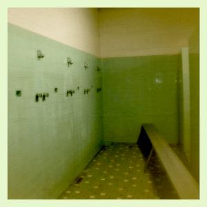 Davie High Showers 2