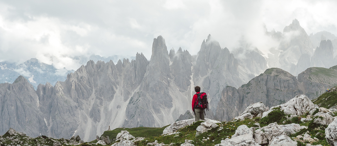 Dolomites, All the places you will go
