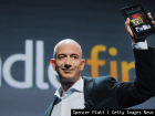Jeff Bezos announces Kindle Fire