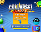 gamehouse_collapse blast with facebook