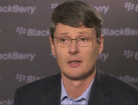 Thorsten Heins Research In Motion BlackBerry