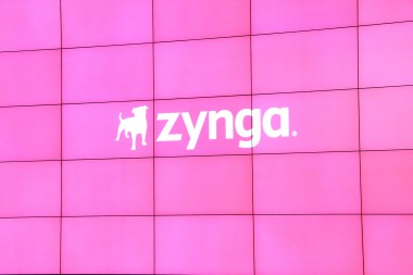 Zynga on the big screen