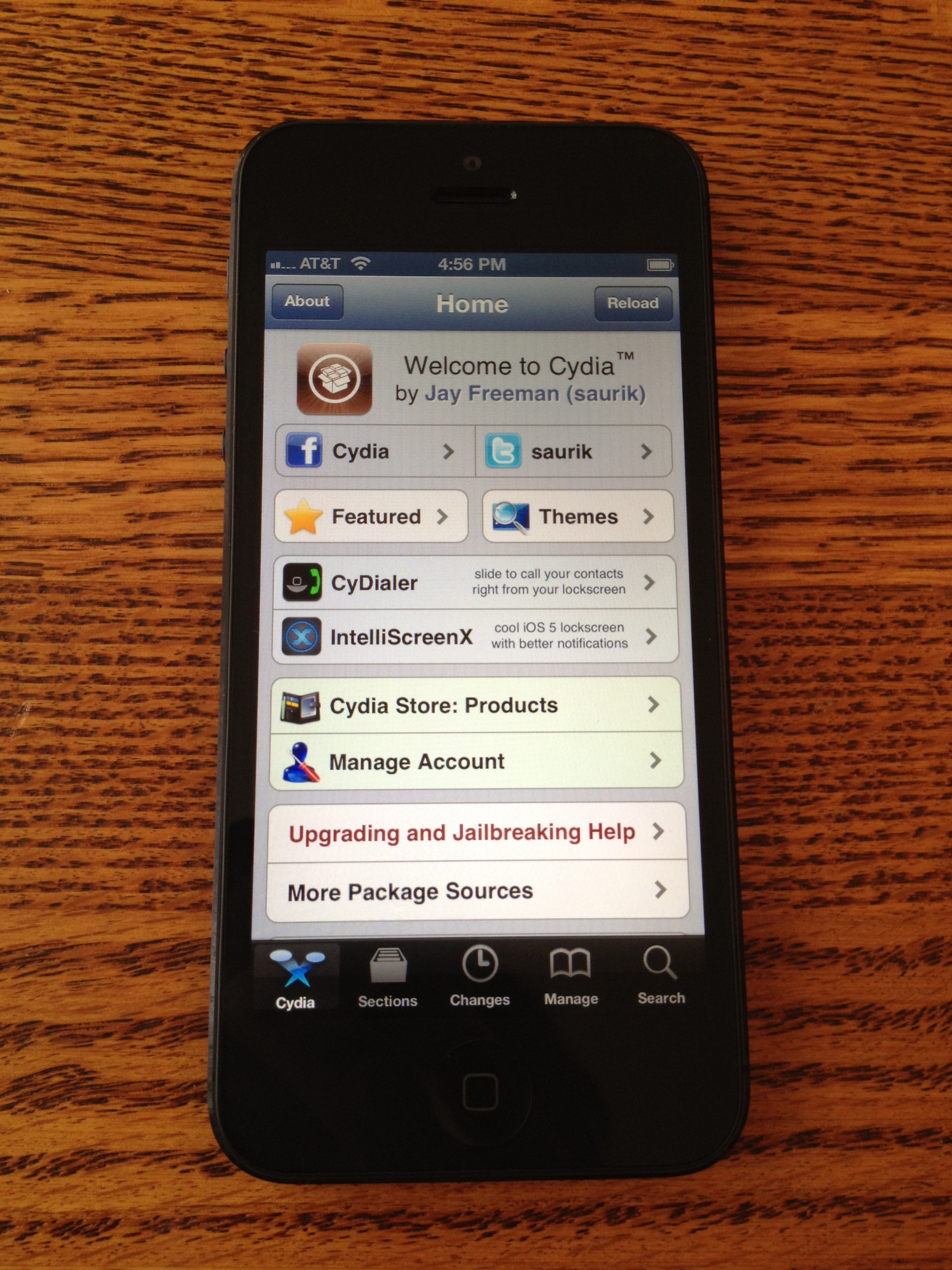 iPhone5_cydia