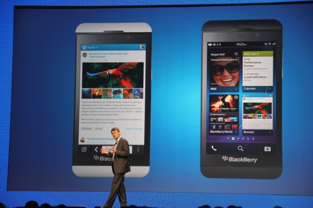 Heins BlackBerry 10