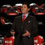 Jed York - HEAD SHOT-State of the Franchise 2010